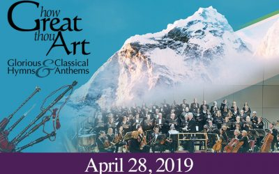 2019 Concert: Glorious Hymns and Classical Anthems