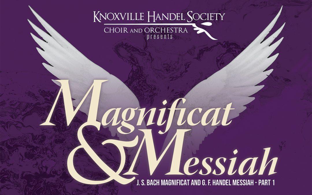 2019 Concert: Magnificat & Messiah Part 1 November 24th