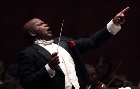 Everett McCorvey: a passion for music and creativity